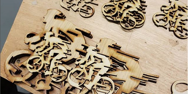 laser lunch - Come and learn how to laser cut on your lunch break. Every Wednesday between 12:00 and 2:00pm.