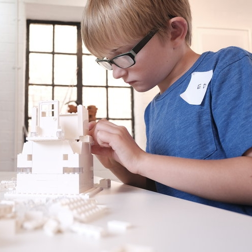 LEGO Architects - Every week a new architectural style to master in the worlds favourite builiding blocks.