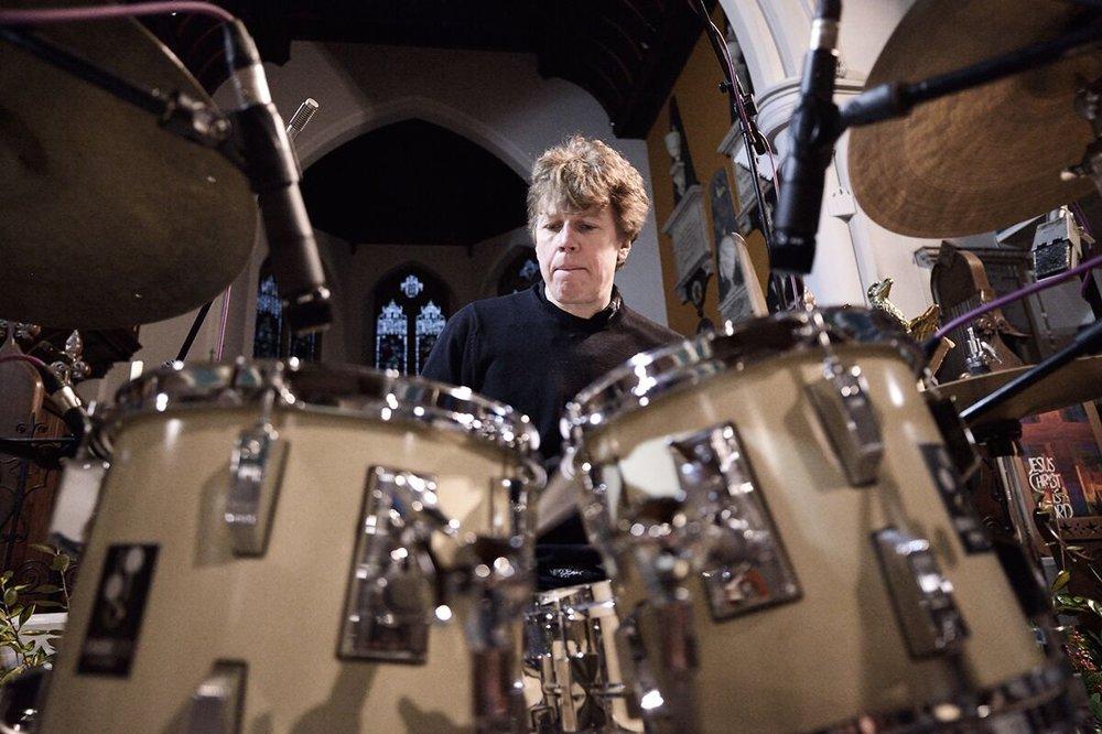 Martin France   drums
