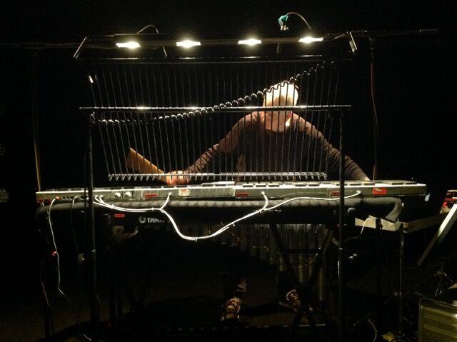 Simon Limbrick   vibes + percussion
