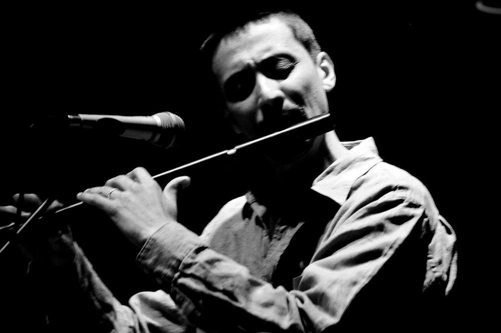 Jan Hendrickse   flute, nay