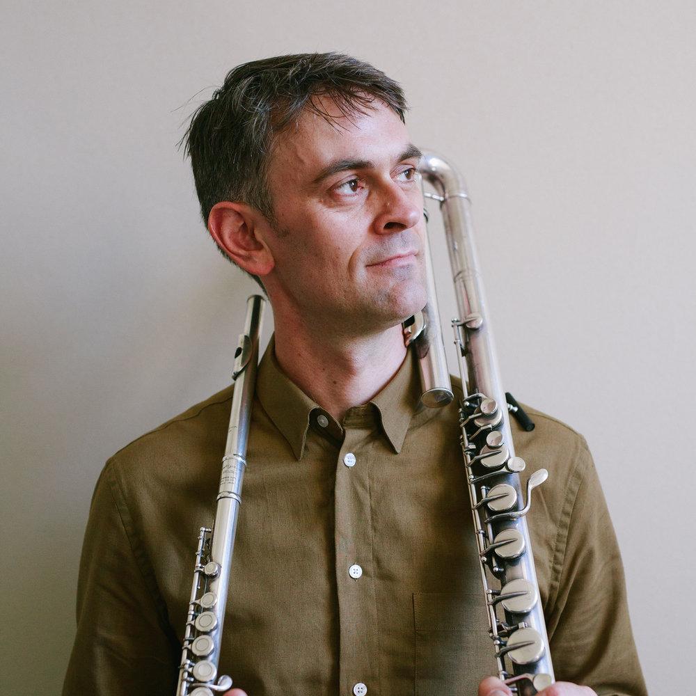 Gareth Lockrane   flutes