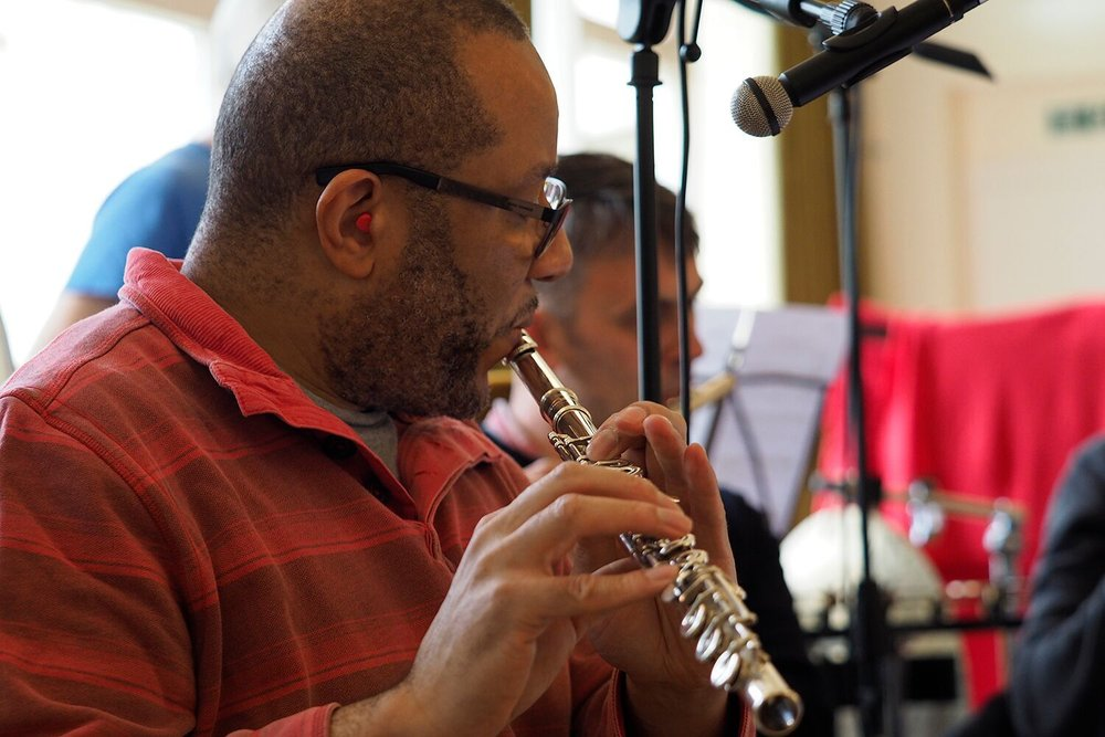 Rowland Sutherland - flute