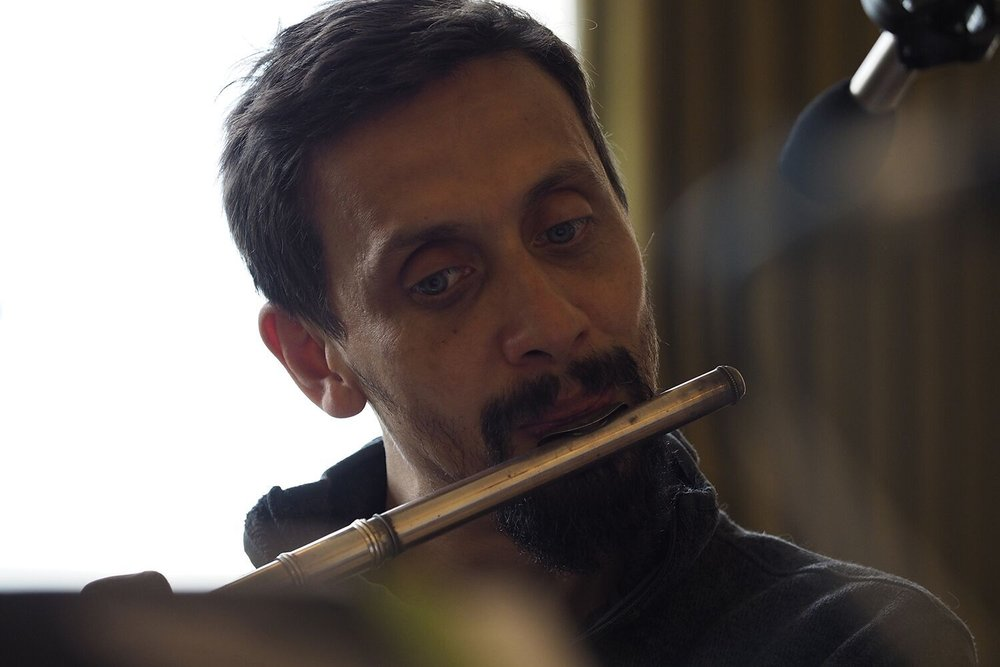 Jan Hendrikse - Flute, Nay