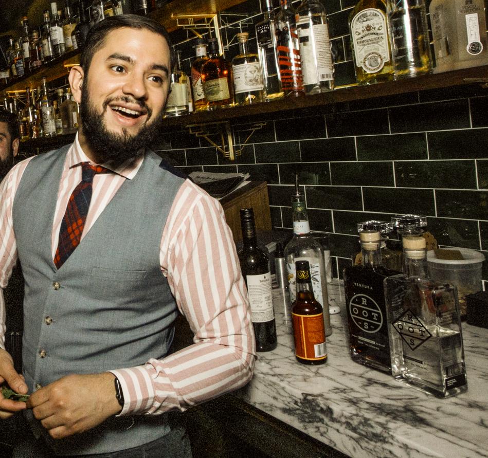 NY -Hector Videla - hector@finestroots.comFBBathtub Gin NYC