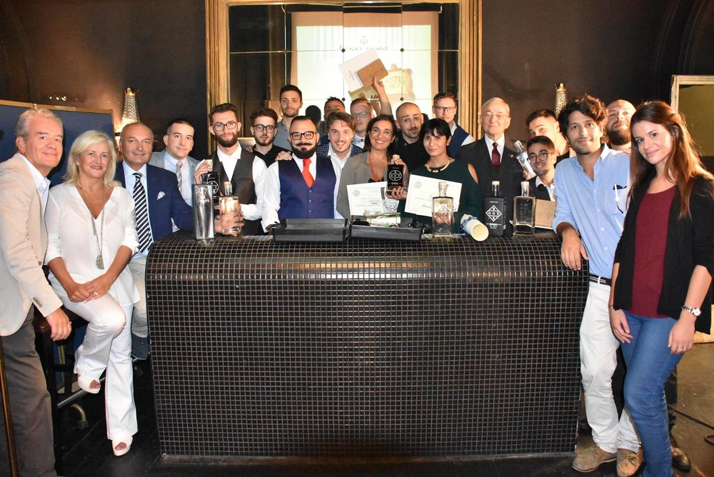 The first Roots Cocktail Competition took place on the 19th of September in Milano at Sheraton Diana Majestic, in the heart of the land of the liqueurs, the amari, the flavours and with one of the richest bar histories, leading to Greece, a land of heritage and Roots. Know your Roots from Italy to Greece !