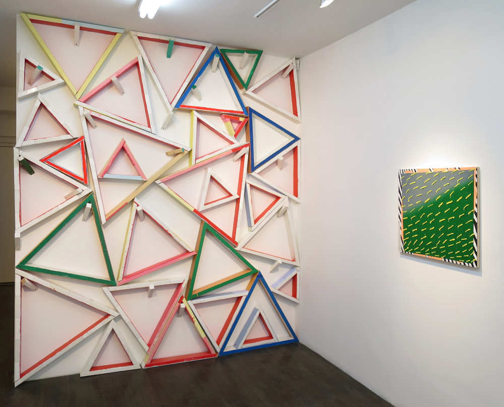 Installation view,  OK Great REALLY this is ALSO RIDICULOUS , DCKT Contemporary, New York, 2014