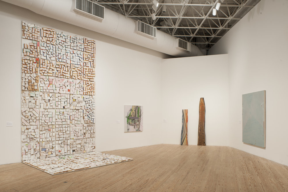 Installation view,  Painting a Love Story , Contemporary Arts Museum Houston, Texas, 2014