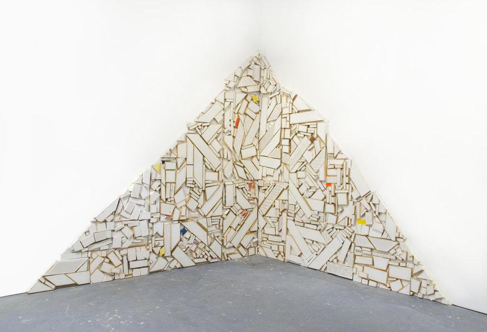 CR13-052_Cordy+Ryman-JoDeck+Mountain-2013-acrylic,+enamel,+shellac+on+wood-left+panel-116x118x2.5-right+panel-116x109x2.5-1.jpg
