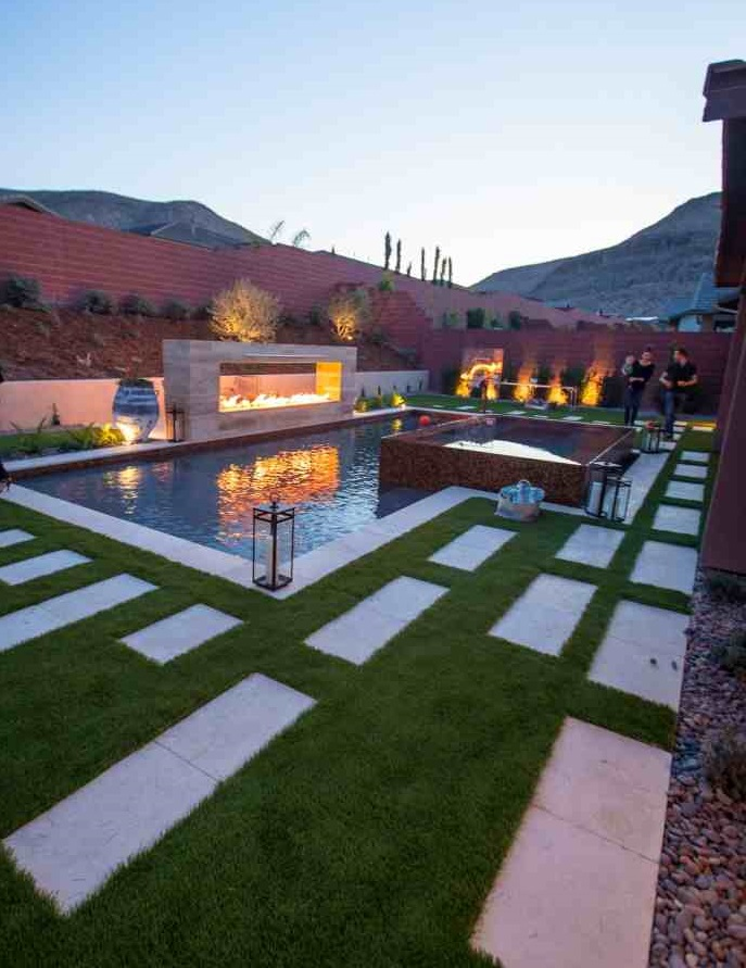 Backyard Residence | Sage Designs