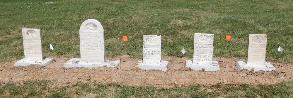 Friedens Cemetery Restoration Project -