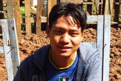 Johnny San - Burma
