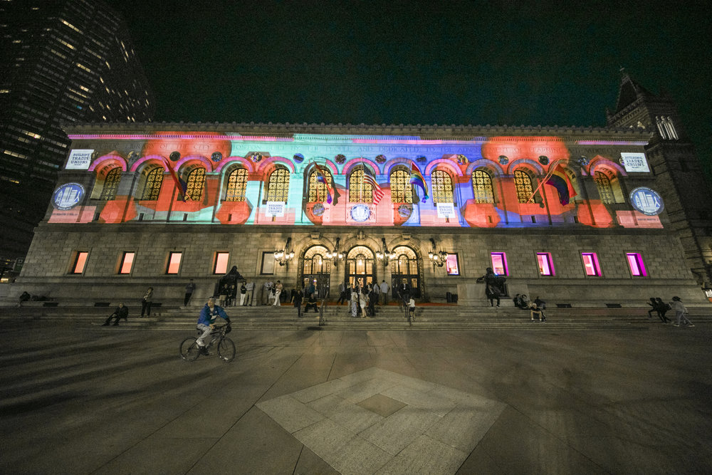 Boston Public Library Port Lighting 86th Annual Conference of Mayors Facade.jpg