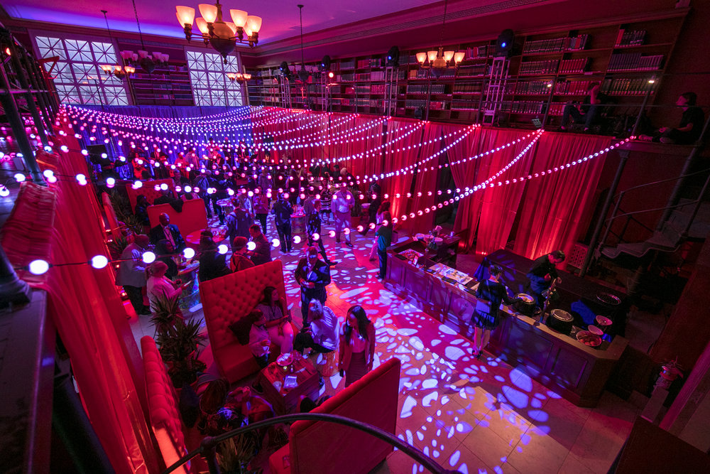 Boston Public Library US Conference of Mayors Port Lighting Mini Globe Color Changing LED Light Strings 2.jpg