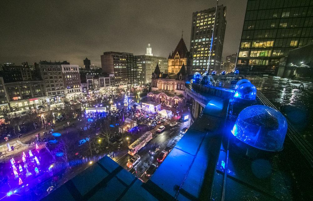 Copley Square Weatherproof Domes Port Lighting First Night Boston 2019.jpg