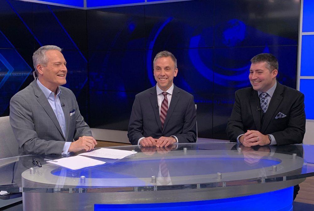 NECN - VIDEO: THE ART OF ARCHITECTURAL LIGHTING DESIGNFEBRUARY 2019 - Meet two men (Todd Gerrish & Ron Kuzmar) behind the company which makes the color changing lighting on many bridges, buildings and inside and outside of the TD Garden. It's called architectural lighting. The company is Port Lighting.