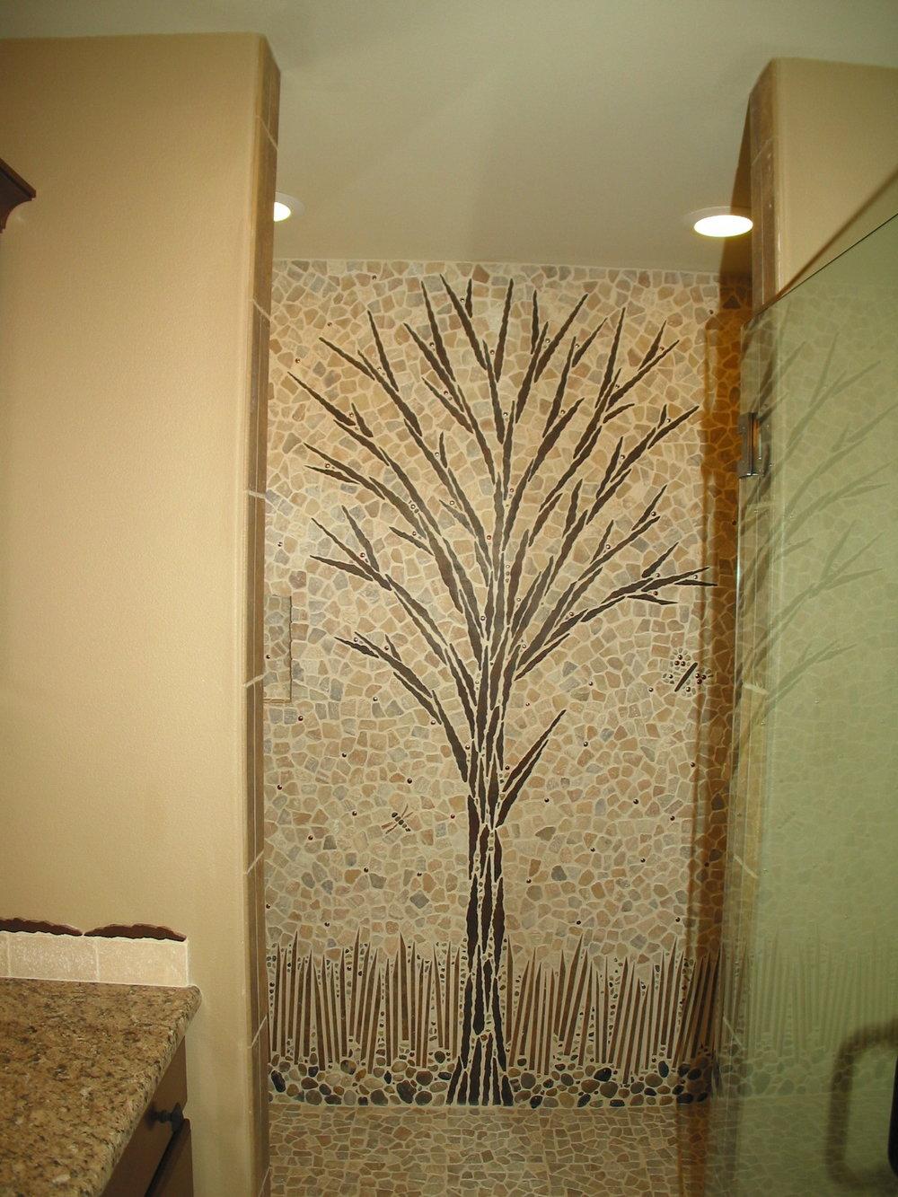 6 Hand Cut Tile Mosaic by Artist Kimberlee Rocca.jpg