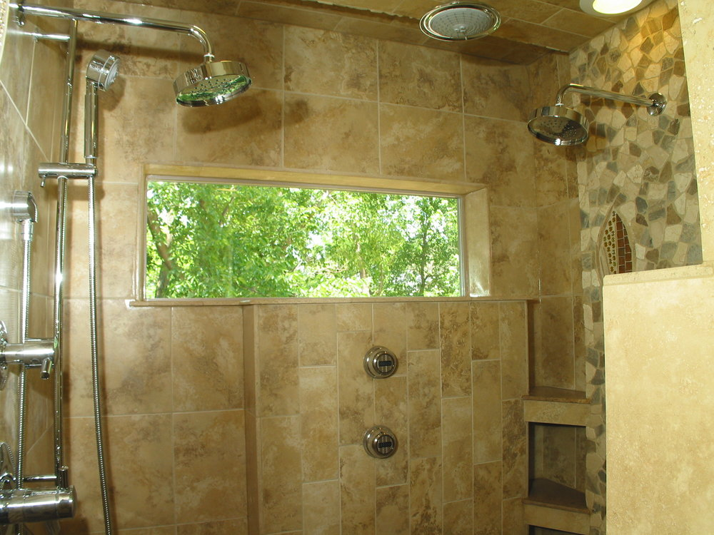18 Master Shower Natural Light  View of the Outdoors.JPG