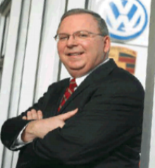 District 9                               Ray Farabaugh                      D-Patrick Automotive Group                                     Evansville