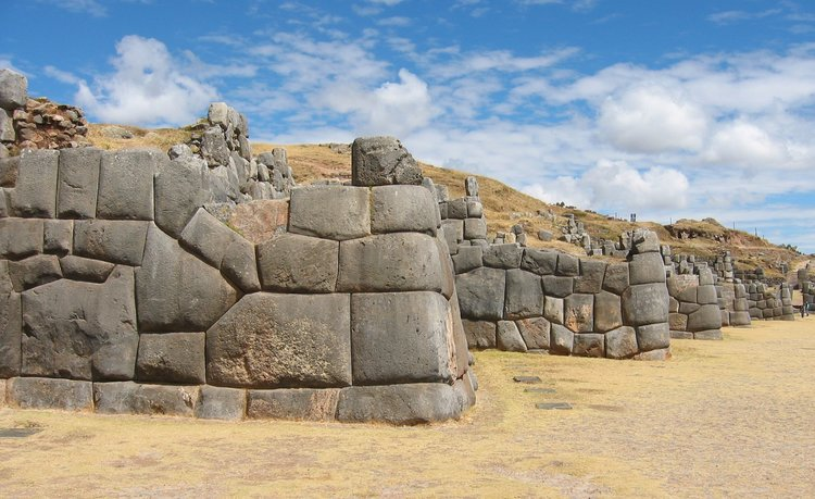 Visit Sacsaywaman - Explore the huge pre-Inca temple plus the world famous massive defensive zigzag walls which can be seen from space. It has to be seen to be believed!