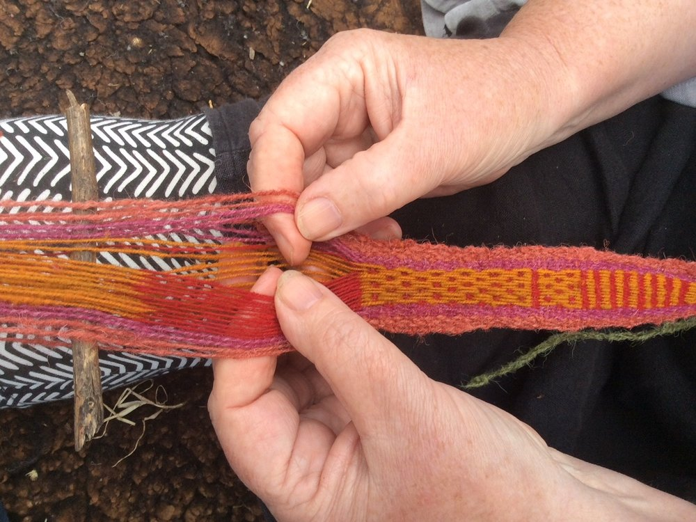 Learn Something New at the Apulaya Centre for Andean Culture - Spend two days in workshops, with a choice of activities including Andean Knitting, Backstrap Weaving, Natural Dyeing and more!