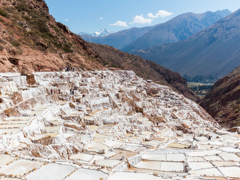 Visit The Ancient Salt Mines at Salineras de Maras - Walk the salted paths between the terraces on a guided tour, learn about the history of the mine and its significance today. You can even buy some Andean salt to take home as a souvenir!