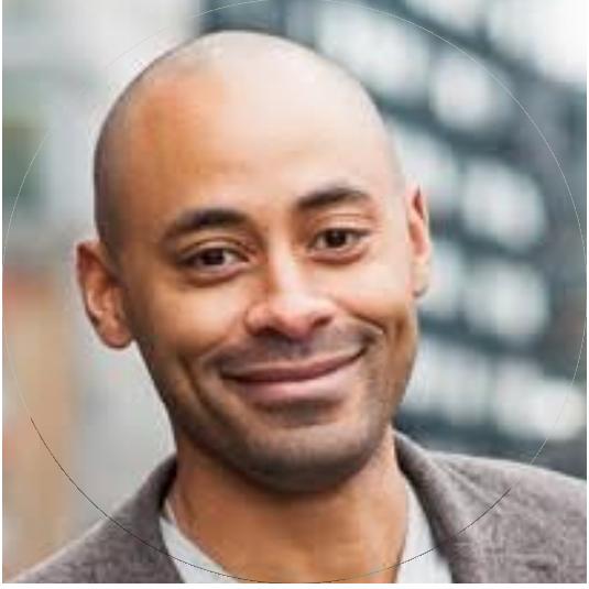 Tiger de Souza Director - Volunteering, Participation and Inclusion, National Trust