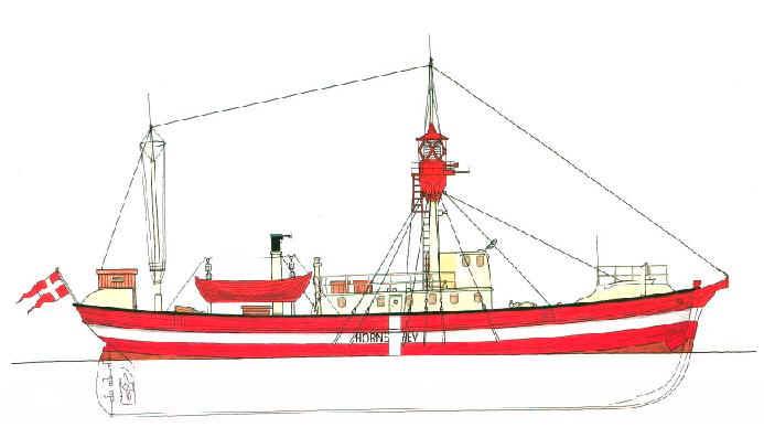 Motorfyrskib no. 1