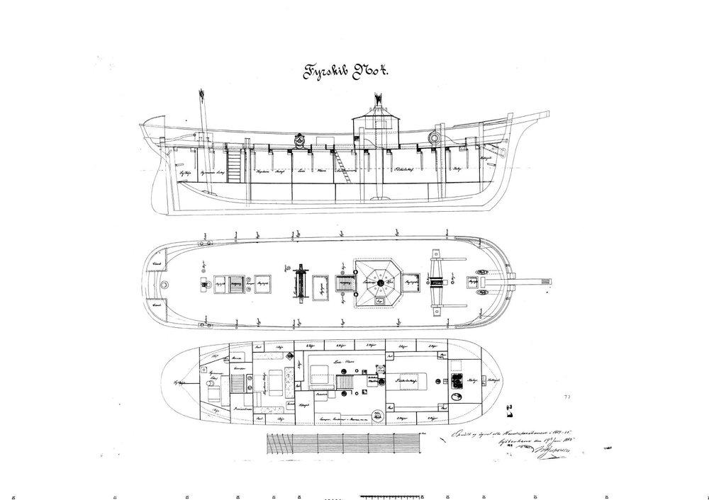 Fyrskib no. IV