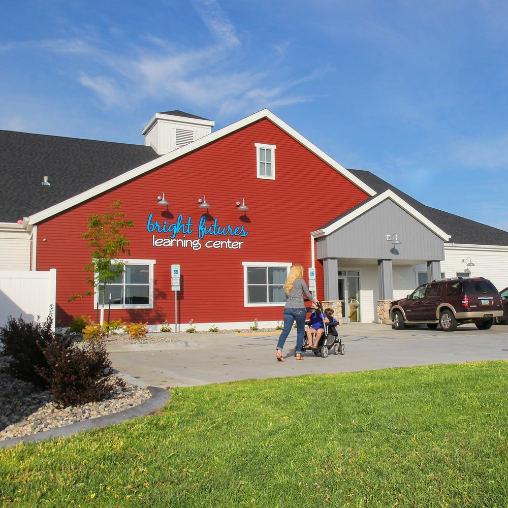 Childcare Center - Bright Futures Early Learning Center located in southwest corner of Rocking Horse Farm.