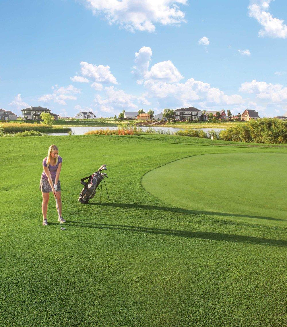 Osgood Golf Course