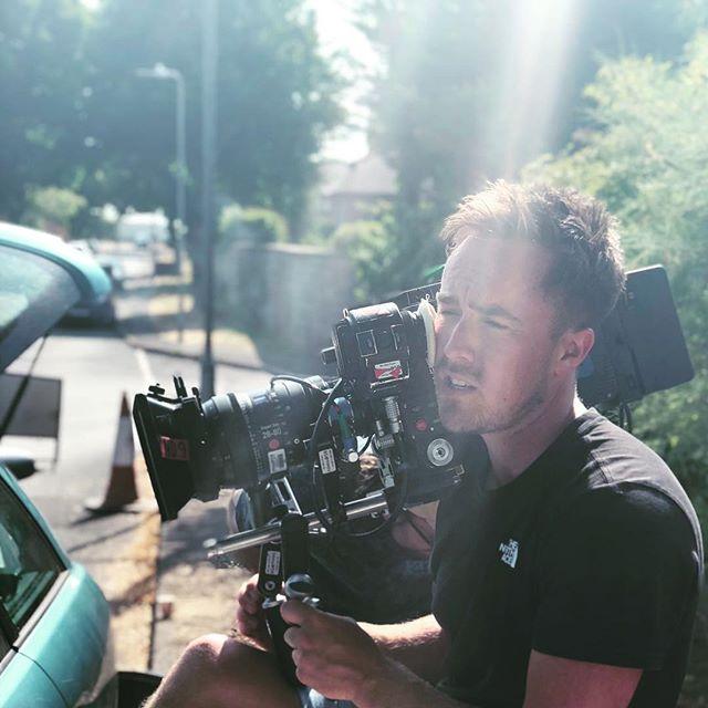 Handheld operations 🎥 #imsetfam 📷 @tomdennis1 • • #arri #alexa #alura #camerateam #onset #makingtv #filming #bbc #cardiff #filmmaking #bts #chapman #peewee #cameraoperator #1ac #focuspuller #bbccasualty #setlife #onset #behindthescenes #tvmaking #bbcdrama #cameraman #handheld #grip