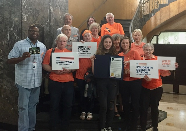 Please join us in recognizing Gun Violence Awareness Day on Saturday, June 2nd - Our RAIN (Rising Above the INfluence) Team recently partnered with the local chapter of Mothers Against Gun Violence and the City of Tacoma to proclaim Saturday, June 2nd, 2018 as Gun Violence Awareness Day in Tacoma.June 1st through June 3rd is National Gun Violence Awareness weekend. Please consider joining us in wearing orange in honor of the victims and survivors of gun violence.Share a photo of yourself wearing orange on social media with the hashtag #WearOrange and click here to learn more about the movement!