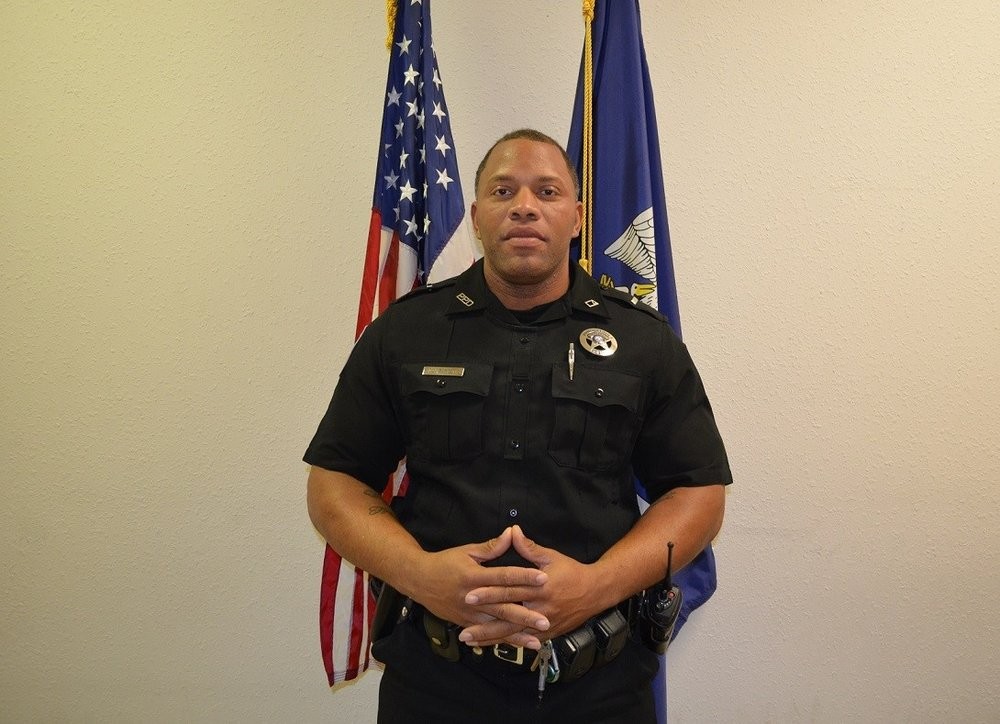 Lt. Donald Burton