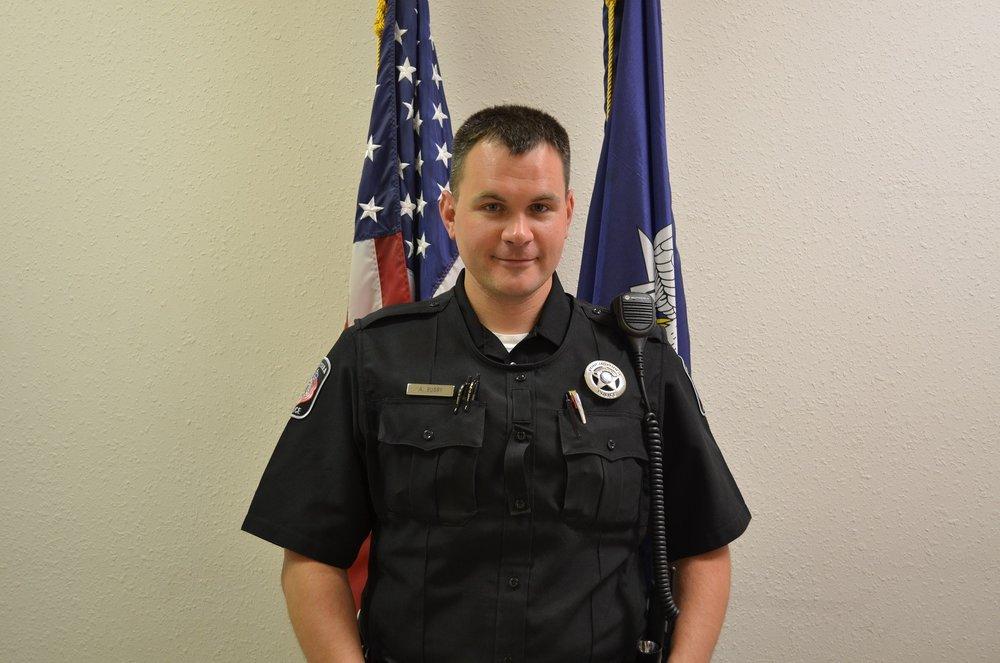 Sgt. Allen Busby