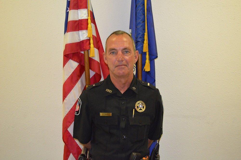 Lt. Tim Ridgel