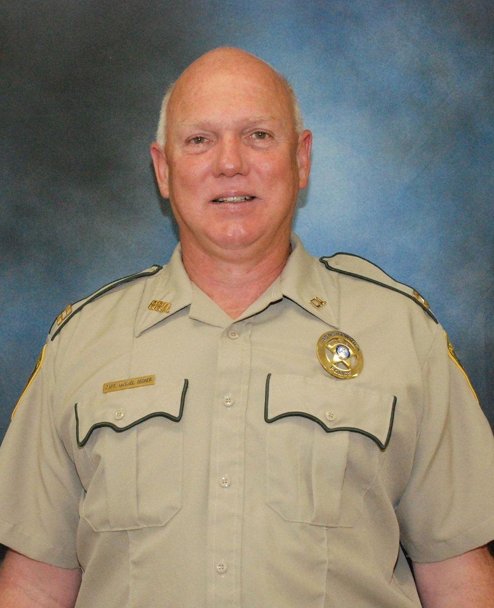 Capt. Mike Berner