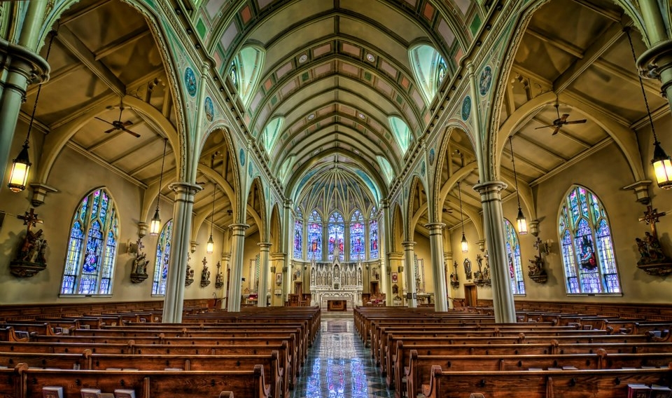 Welcome to   SOLVAY LAKELAND CHURCH   The Linked Parishes of St. Cecilia and Our Lady of Peace   Learn More