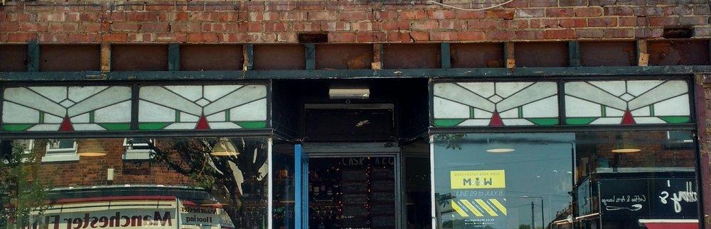Original Art Deco Period Shop Frontage