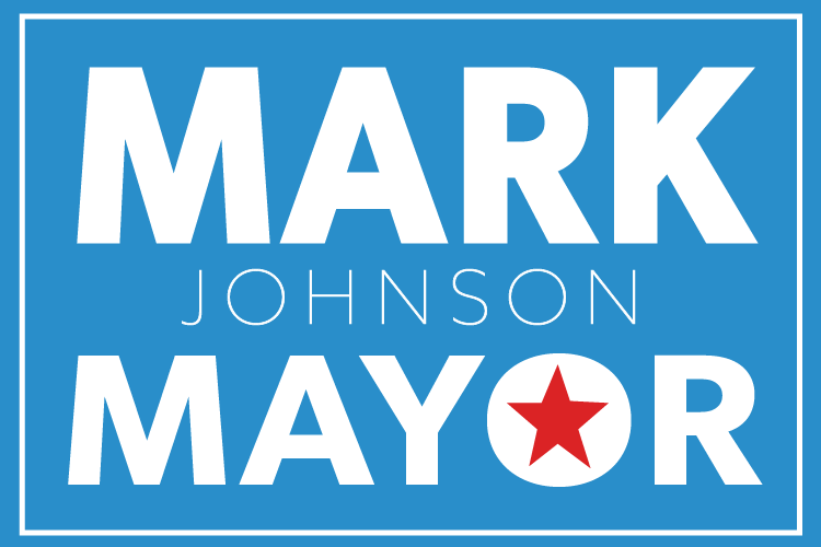 Mark Johnson for Mayor of Covington