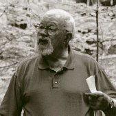 Former head forester Phil Hutt