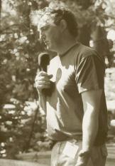 Eoin Cox at Scottish Woodschool