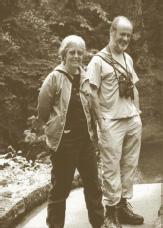Peter Fordham and Diane Blakeley
