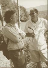 Steele Haughton and David Taylor