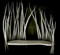 """Pondlife"" bench by Philip Koomen."
