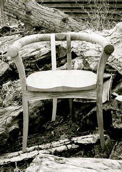 """The """"Hurricane"""" Chair by Senior & Carmichael."""