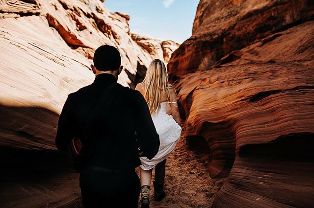 Let's go drink beer and get married in a canyon. • • • • • #elopement #elopementphotographer #intimatewedding #littlethingstheory #junebugweddings #elope #greenweddingshoes #destinationweddingphotographer #loveintentionally #bohowedding #indiewedding #destinationwedding #bohobride #photobugcommunity #californiaweddingphotographer #indiebride #theknot #visualcoop #lookslikefilm #loveauthentic #portraitcollective #fpme #huffpostido #engaged #soloverly #uoonyou #weddingphotographer #risingtidesociety #engagement #stylemepretty
