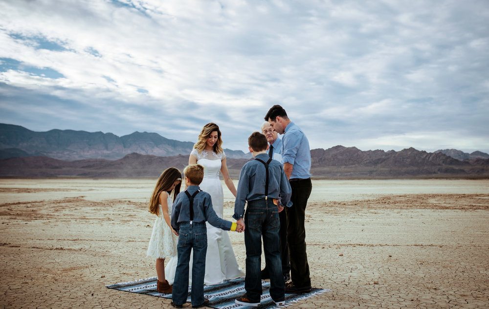 Las Vegas, NV - Adventure elopement