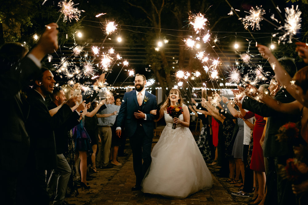 Living Kitchen Farm - Intimate wedding