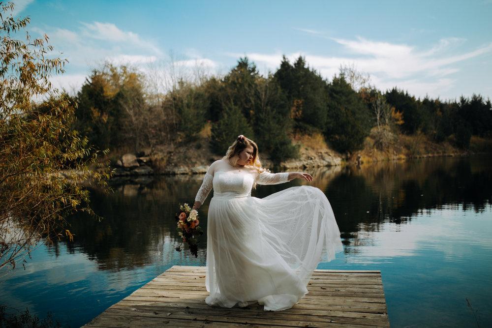 Meadow Lake Ranch - Modern Wedding